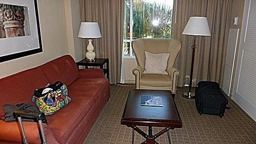 Zimmer im Sheraton Suites in Plantation