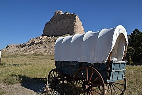 Scotsbluff National Monument
