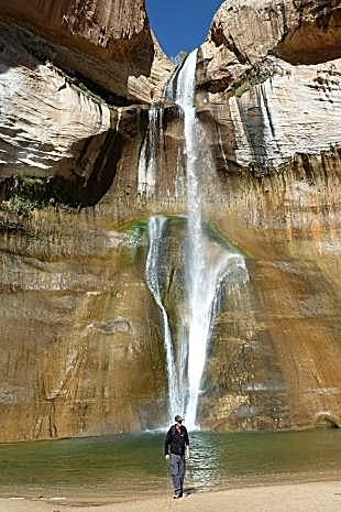 Calf Creek Falls — Bild 1