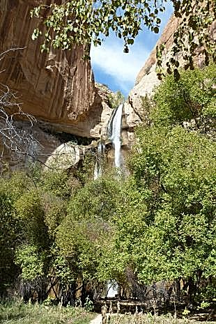 Calf Creek Falls — Bild 3