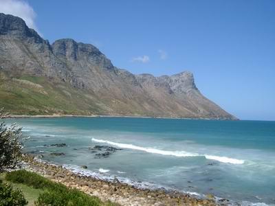 gordons bay südafrika